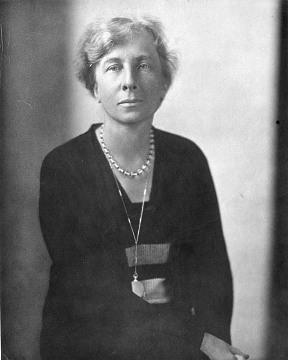 Dr. Lillian Gilbreth, 1878–1972