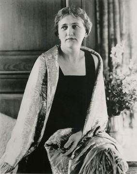 Helen Landsdown Resor, about 1925