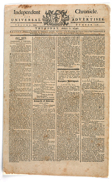 Independent Chronicle, 1790