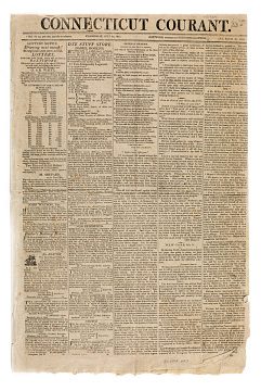 Connecticut Courant, 1795