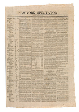 New York Spectator, 1810