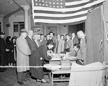 A Sign of Citizenship, 1952