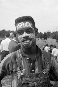 Marching for Votes, 1965