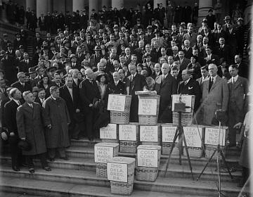 Petitioning Congress