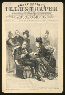 Frank Leslie's Illustrated Newspaper, February 4, 1888