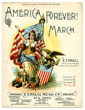 """""""America Forever! March"""""""