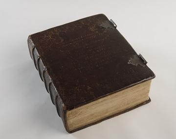 Washington Inaugural Bible
