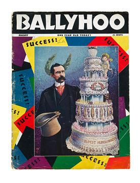 Ballyhoo magazine, 1932