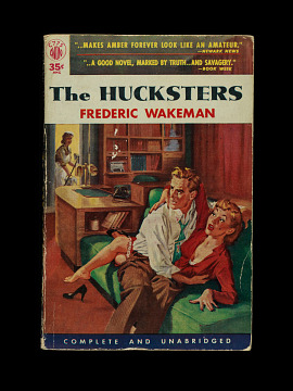 Frederic Wakeman, The Hucksters, 1947
