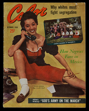 Color magazine, 1953