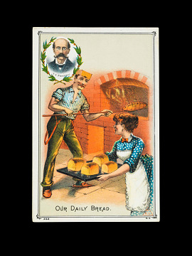 Knights of Labor trade card, 1880s