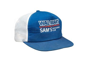 Sam Walton's baseball cap, 1980s