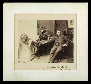 John Keely, 1837–1898
