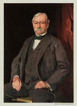 Francis Wayland Ayer, 1895