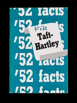 Leaflet, 1952