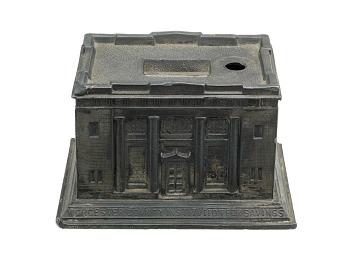 Souvenir bank model, 1930s