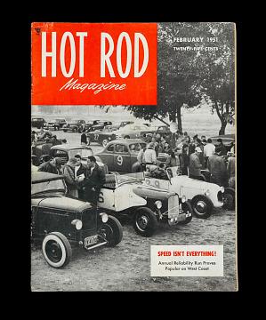 Hot Rod, 1951