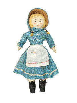 Abigail doll designed by Portia Sperry, 1930s