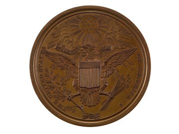 Great Seal of the United States, around 1782