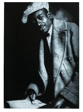 Thomas A. Dorsey as blues singer Georgia Tom, late 1920s