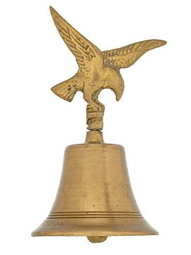 Eagle school bell, 1860–1930