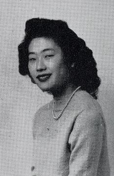 Chiyoko MorookaHunt, Idaho, 1944