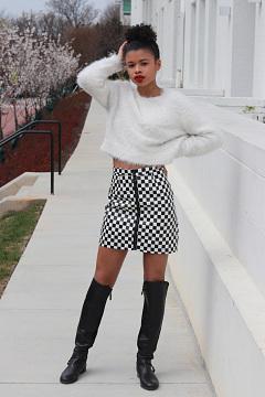 Model Jillian Towson, 2016