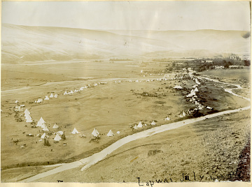 Nez Perce Idaho reservation, 1899