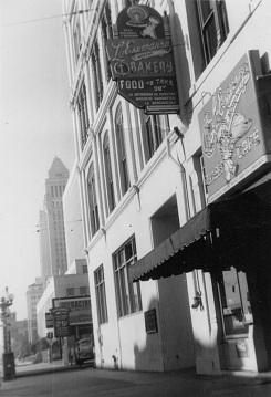 La Esperanza, La Plaza/El Pueblo, downtown Los Angeles, around 1950s