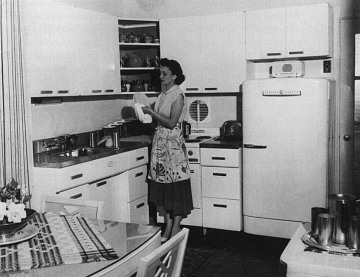 Upgraded Kitchens, 1952