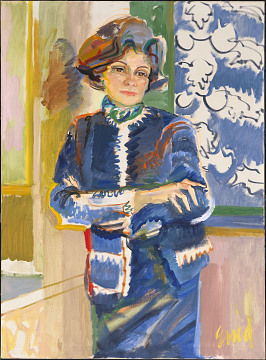 Lillian Vernon by Enid Foster, about 1970