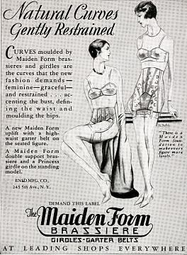 Ad, 1930s