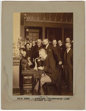 Alexander Graham Bell, 1847–1922