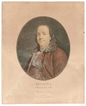 Benjamin Franklin, 1789