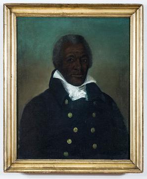 Portrait of James Armistead Lafayette, 1824
