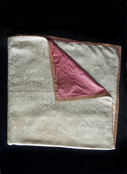 George Washington's Christening Blanket, around 1732