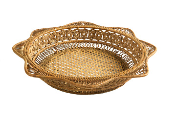 Collection Basket, 19th Century