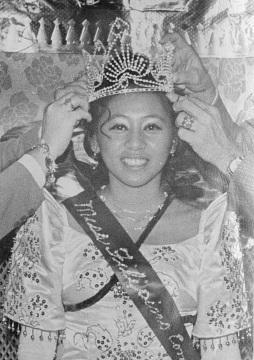 Patty Magaoay, Miss Filipino Community, 1977
