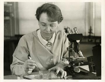 Barbara McClintock, 1902–1992