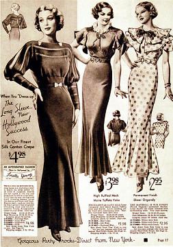 Catalog, 1930s