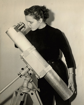 In 1956 Mary-Dell competed in the Westinghouse Science Talent Search
