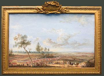 The Surrender of Yorktown by Louis-Nicolas van Blarenberghe, 1786