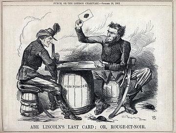 Abe's Last Card