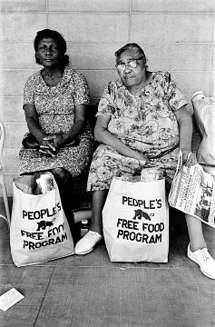 Free Food Program, 1972