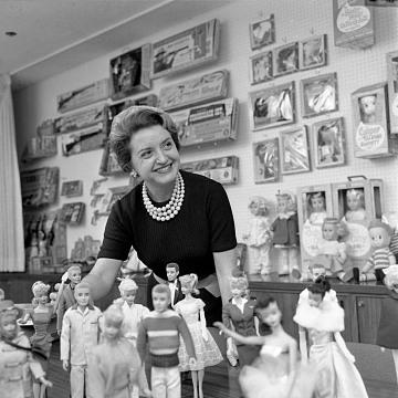 Ruth Handler, 1916–2002