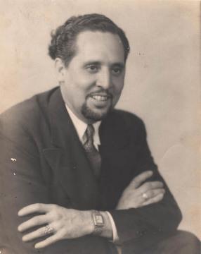 Raoul A. Cortez, 1940s