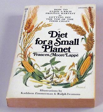 Frances Moore Lappé, Diet for a Small Planet, 1971