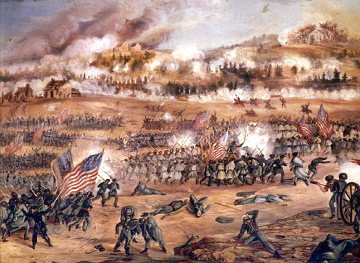 Battle of Fredericksburg, December 13, 1862