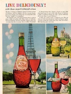 Magazine ad, 1965
