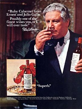 Magazine ad, 1975